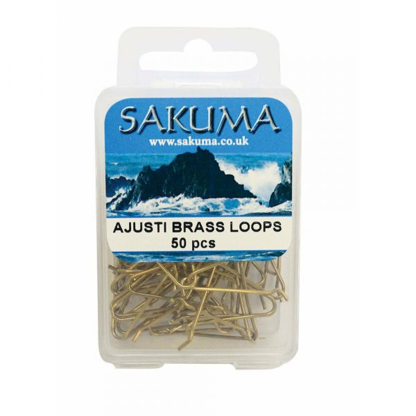 Sakuma Brass Top Loops